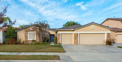 Clovis Single Family Home For Sale: 2677 Twain Avenue