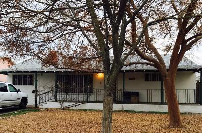 Single Family Home For Sale: 3082 E Weldon Avenue