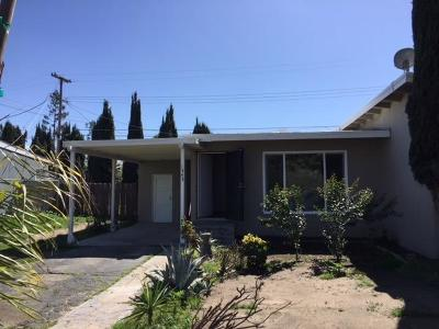 Fresno Single Family Home For Sale: 1343 W Griffith Way