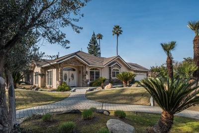 Fresno Single Family Home For Sale: 6415 N Lafayette Avenue