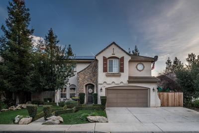 Clovis Single Family Home For Sale: 2768 Hampton Way