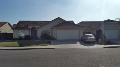 Madera Single Family Home For Sale: 518 Montelena Drive