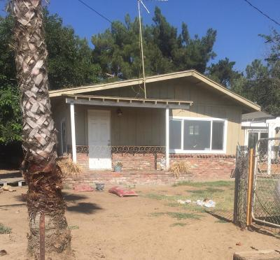 Fresno Single Family Home For Sale: 1681 S Brawley Avenue