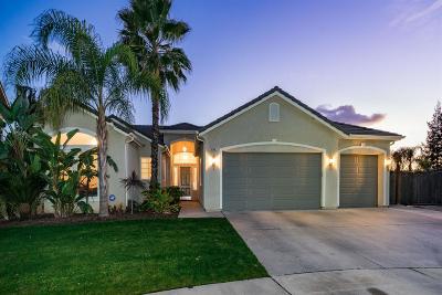Clovis Single Family Home For Sale: 3144 Rall Avenue