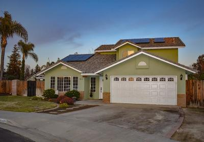 Clovis Single Family Home For Sale: 2655 Whittier Avenue
