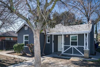 Single Family Home For Sale: 1935 N Orchard Street