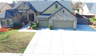 Hanford Single Family Home For Sale: 3456 N Cactus Court