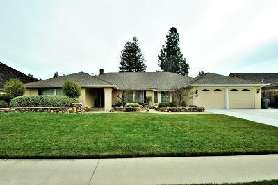 Fresno Single Family Home For Sale: 573 E Cole Avenue