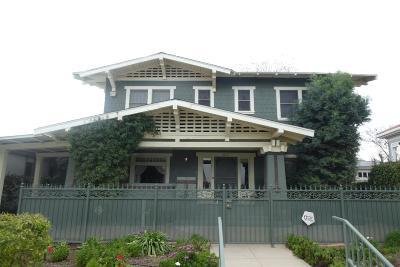 Fresno Single Family Home For Sale: 1133 S Street