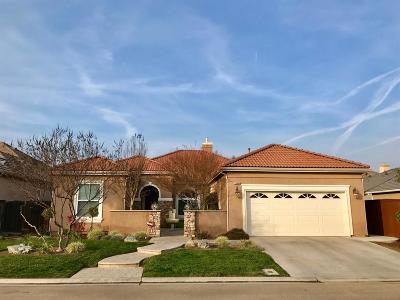 Clovis Single Family Home For Sale: 10880 E Swift Avenue