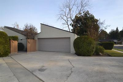 Fresno Condo/Townhouse For Sale: 3342 W Alluvial Avenue