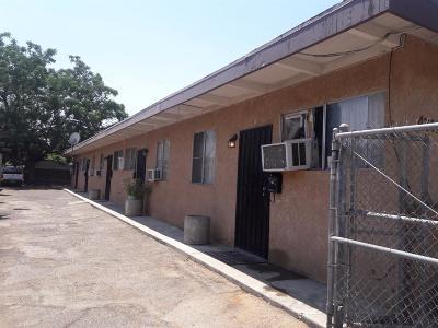 Clovis, Fresno, Sanger Multi Family Home For Sale: 4316 E Olive Avenue