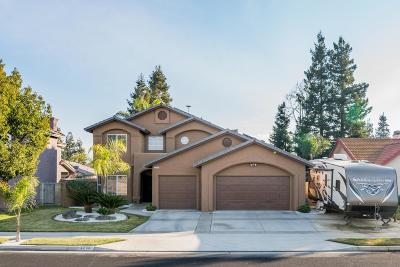 Madera Single Family Home For Sale: 3236 Riverview Drive