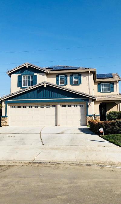 Coalinga Single Family Home For Sale: 831 Chianti Cir Circle