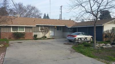 Madera Single Family Home For Sale: 605 Williams Avenue