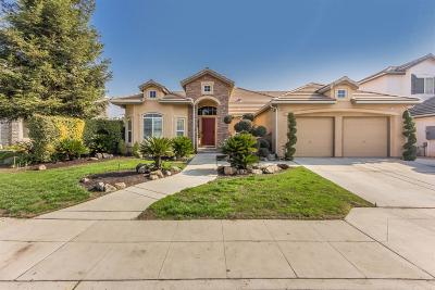 Fresno Single Family Home For Sale: 10880 N Bunkerhill Drive