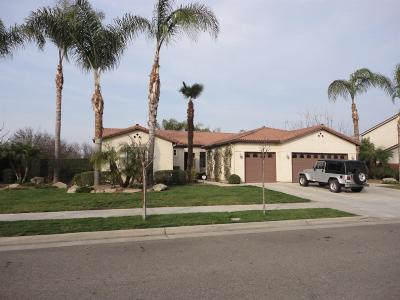 Visalia Single Family Home For Sale: 6242 W Vine Avenue