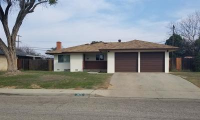Sanger Single Family Home For Sale: 1472 Richard Avenue
