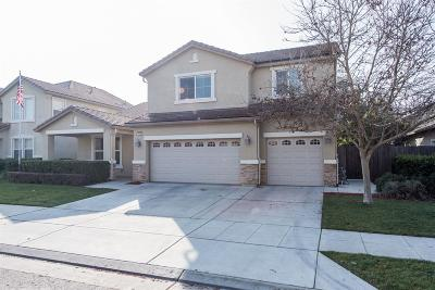 Clovis Single Family Home For Sale: 714 Serena Avenue