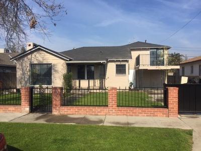 Single Family Home For Sale: 3043 E Weldon Avenue