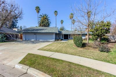 Fresno Single Family Home For Sale: 6771 N Prospect Avenue