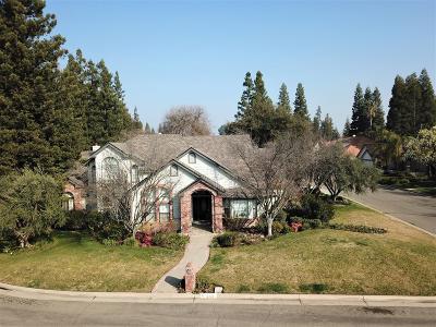 Fresno Single Family Home For Sale: 858 E Sparrow Court
