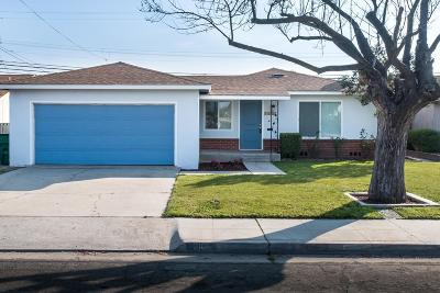 Selma Single Family Home For Sale: 2101 Barbara Street