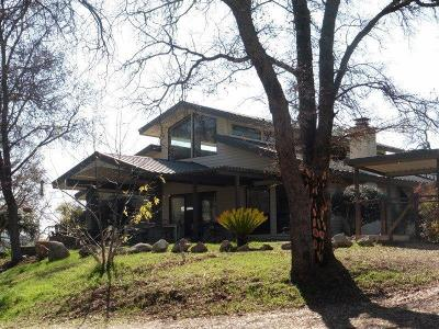Clovis Single Family Home For Sale: 19392 Tollhouse Road