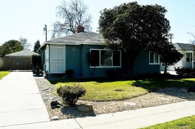 Fresno Single Family Home For Sale: 2728 E Michigan Avenue
