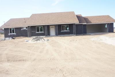 Madera Single Family Home For Sale: 17159 Circle Drive