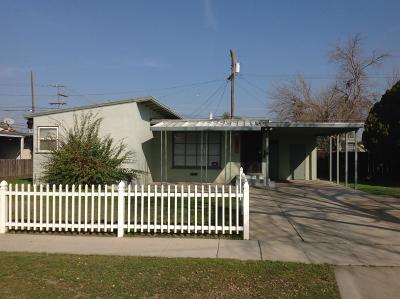Fresno County Single Family Home For Sale: 1636 W Pontiac Way