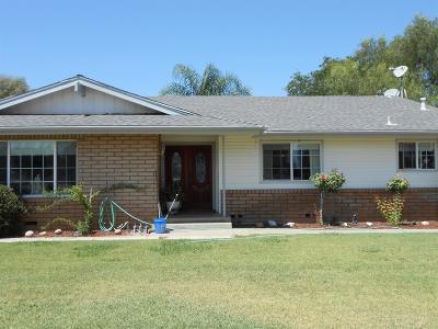 Sanger Single Family Home For Sale: 3199 N Bethel Avenue