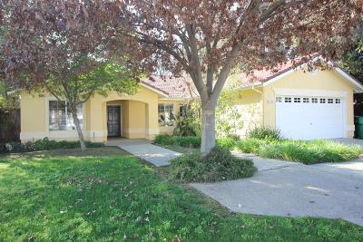 Selma CA Single Family Home For Sale: $269,900