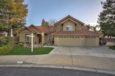 Clovis Single Family Home For Sale: 614 Goshen Avenue
