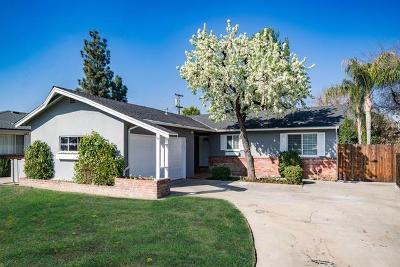 Fresno Single Family Home For Sale: 2837 E Garland Avenue