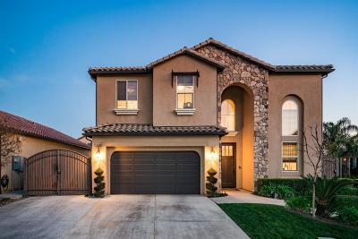 Fresno Single Family Home For Sale: 11304 N Via Ventana Way
