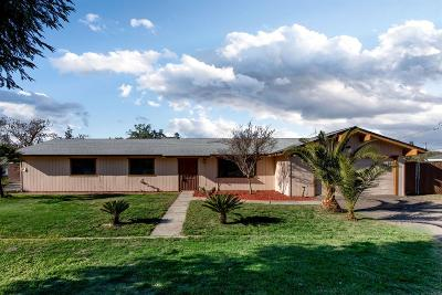 Madera Single Family Home For Sale: 19360 Panoramic Drive