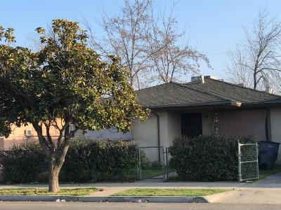 Clovis, Fresno, Sanger Multi Family Home For Sale: 1108 B Street