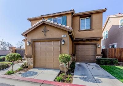 Clovis Single Family Home For Sale: 3256 Monterosa Lane