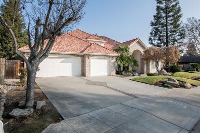 Fresno Single Family Home For Sale: 10684 N Coronado Circle