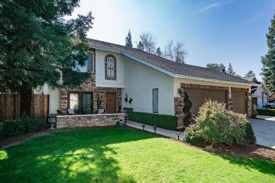 Clovis Single Family Home For Sale: 2302 Cromwell Avenue