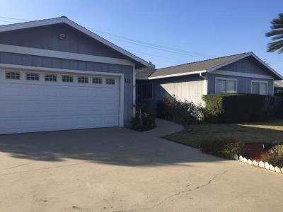 Clovis Single Family Home For Sale: 2870 Claremont Avenue