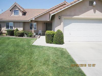 Madera Single Family Home For Sale: 2977 Gamay Avenue