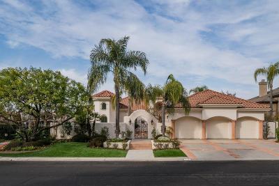 Fresno Single Family Home For Sale: 2713 W Lake Van Ness Circle