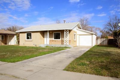 Fresno Single Family Home For Sale: 1034 W Andrews Avenue