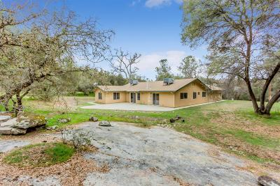 Coarsegold CA Single Family Home For Sale: $399,900