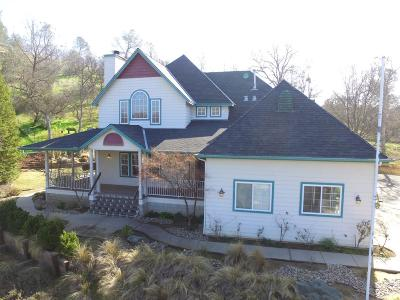 Coarsegold CA Single Family Home For Sale: $375,000