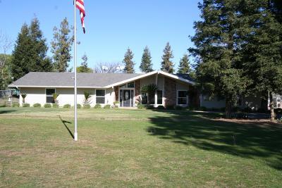 Clovis Single Family Home For Sale: 6326 E Silaxo Road