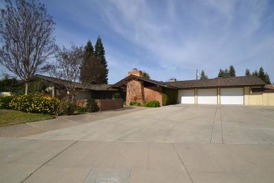 Fresno Single Family Home For Sale: 2726 W Beechwood Avenue