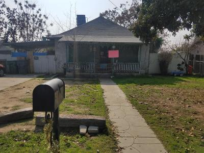 Single Family Home For Sale: 4470 E Hammond Avenue